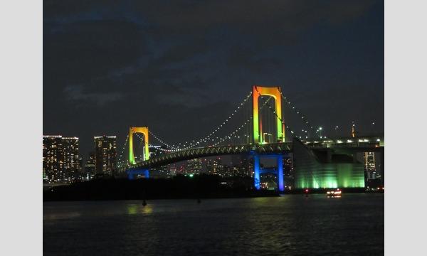 【12/14(土)】お台場18:30発 ☆お台場レインボー花火便☆ イベント画像3