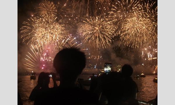 【12/8(土)】お台場18:55発 ☆お台場レインボー花火便☆ イベント画像1