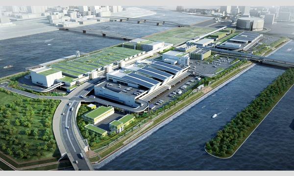 公益財団法人東京都公園協会の水上バスで行く築地「日本橋・築地・豊洲の未来」イベント