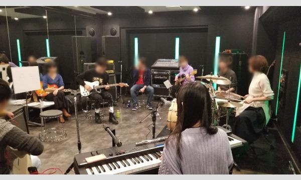 【バンドサークル】ジャムセッション/マスク会食あり/社会人友達作り