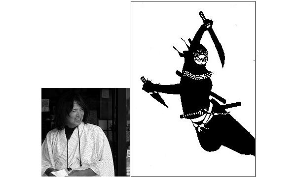【夏休み自由研究! ファミリークラス】百鬼丸先生のかんたん! 切り絵教室 イベント画像1
