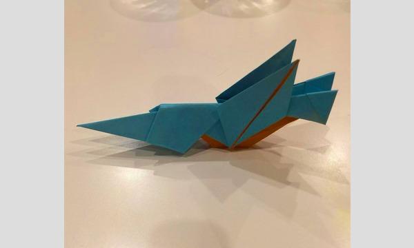生きものの形に学ぶ 大人の折り紙教室 イベント画像2