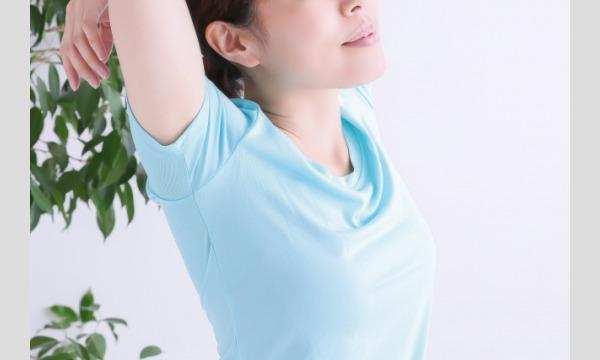 からだ整え屋さん青梅ストポ Sutopoの【オンライン】身体が硬いのは不調の始まり!ストレッチで心も身体も気持ち良く。いつでもどこでも出来る簡単ストレッチ!イベント
