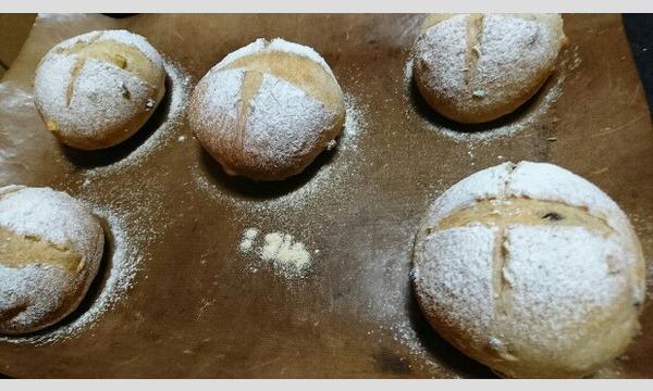 【7】天然酵母で身体に優しいパン作り(9/16) イベント画像1