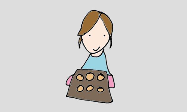 【1】シンプル生地で楽しむお菓子作り(9/20) イベント画像3