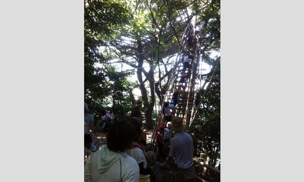 無人島!竹ツリーハウス職人養成講座ワークキャンプ2019 イベント画像2