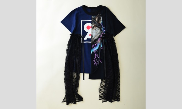 <FURUGI-NI-LACE>コラボレーションアーティストTシャツ 7/11(水)~22(日)の販売について イベント画像2