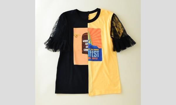<FURUGI-NI-LACE>コラボレーションアーティストTシャツ 7/11(水)~22(日)の販売について イベント画像3