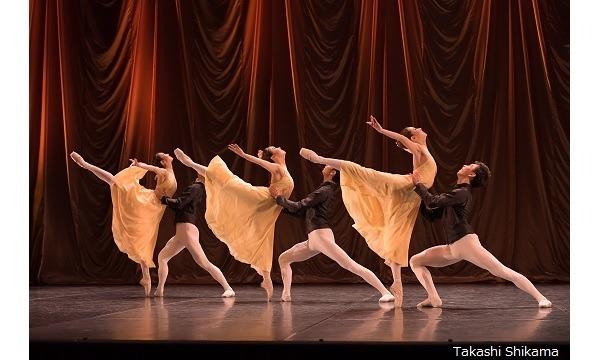 東京シティ・バレエ団創立50周年記念公演「ウヴェ・ショルツ・セレクション」 イベント画像1