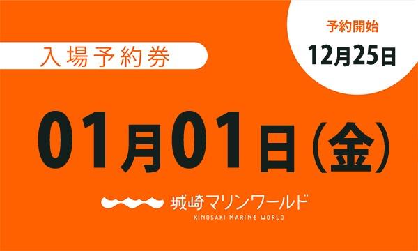 城崎マリンワールドの01月01日(金)入場予約券〈城崎マリンワールド〉イベント
