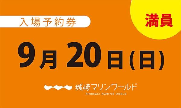城崎マリンワールドの9月20日(日)入場予約券〈城崎マリンワールド〉イベント