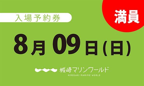 城崎マリンワールドの8月09日(日)入場予約券〈城崎マリンワールド〉イベント